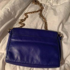 Sam Edelman Bags - Sam Edelman royal blue crossbody bag